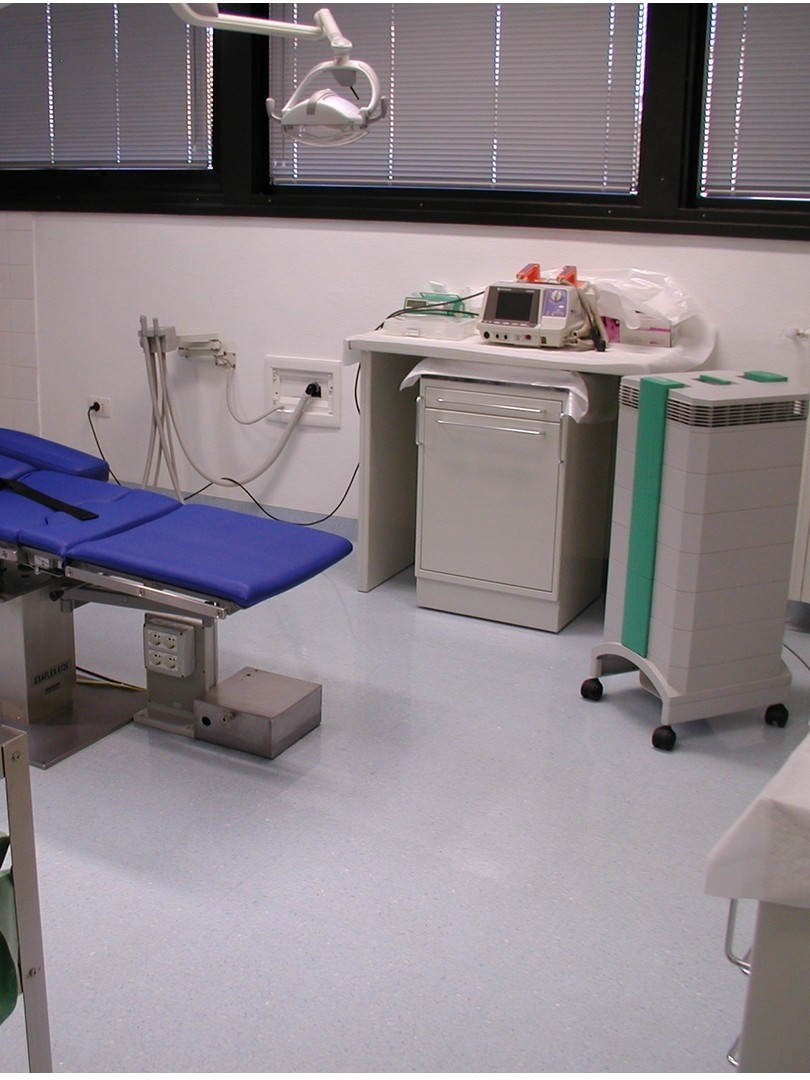 Controllo delle infezioni in studio medico dentistico