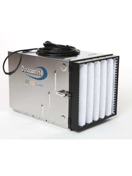 Purificatore d'aria aircube 500 per polveri ristrutturazioni