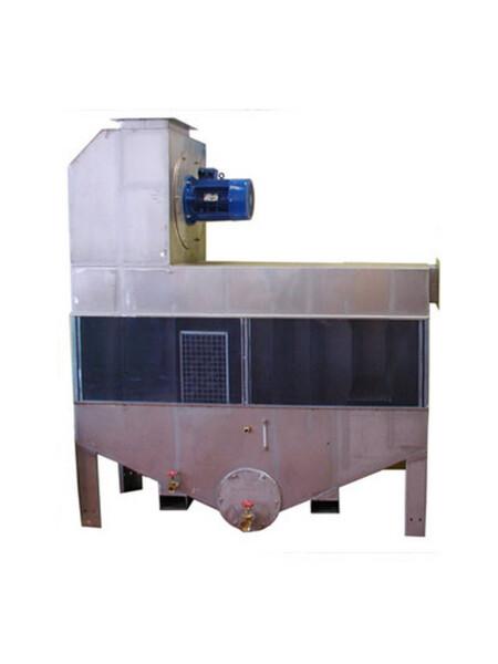 idrofiltro fisso per polveri incandescenti