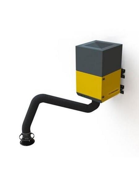 Filtro adatto per ricircolo in ambiente con filtro HEPA12