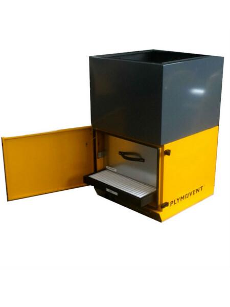 Gruppo filtro pensile con filtro HEPA e carboni attivi