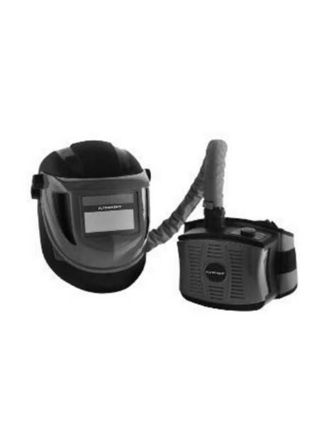 Maschera per proteggere l'operatore da operazioni di saldatura