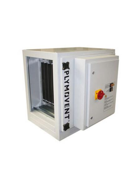 Filtro industriale fisso per polveri aerodisperse