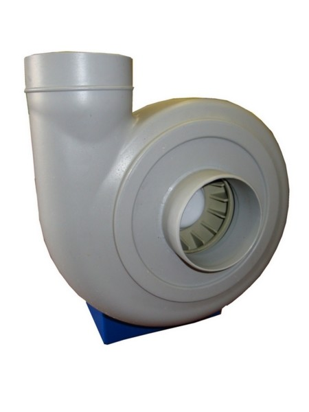 Aspiratore centrifugo antiacido per bracci