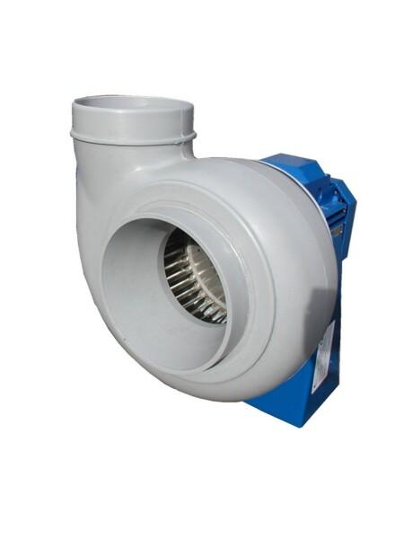 Aspiratore centrifugo, ideale per l'applicazione sugli armadi
