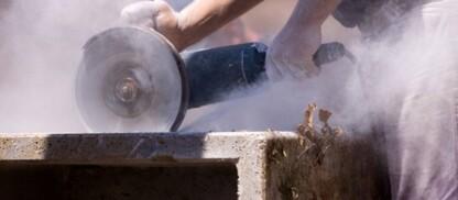 aspirazione polveri da lavorazione marmo