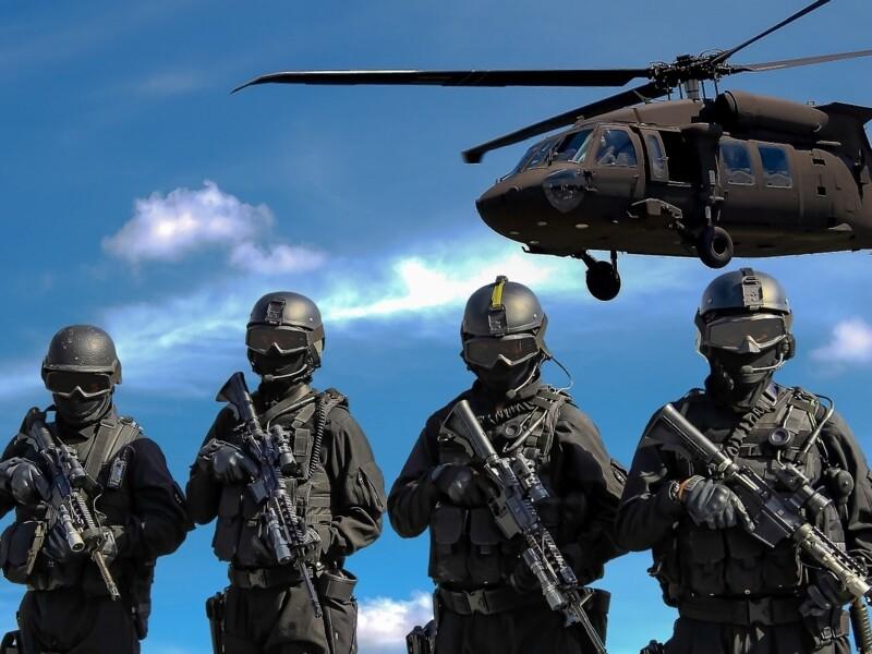Impianti di aspirazione per il settore difesa