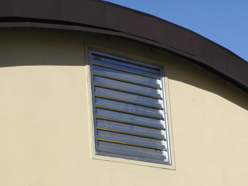 Impianto di ventilazione forzata