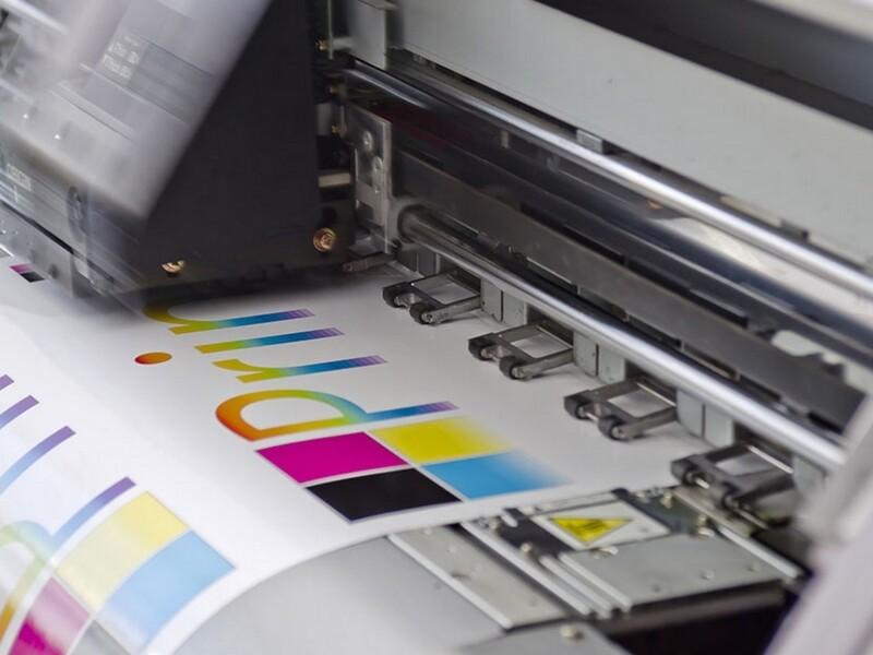 Aspirazione polvere da inchiostro