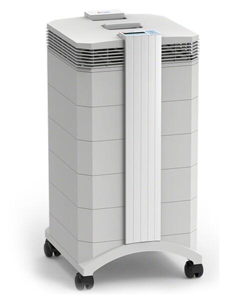 Purificatore aria per gas, odori e particelle